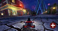 SuperTuxKart 0.9.3: Candela city