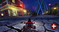 SuperTuxKart 0.9.3: Candela city