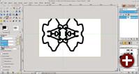 »Symmetrisches Zeichnen« - Erste Designs der neuen Funktionalität