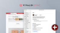 Synchronisation in Vivaldi 2.0