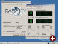 Systemverbrauch in ReactOS 0.4.8
