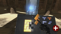 "Szene aus ""The Talos Principle VR"""