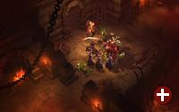 Szene aus Diablo 3