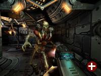 Szene aus Doom 3