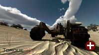Szene aus einem Torque 3D-Spiel