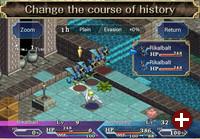 Spielszene aus Legend of Ixtona