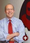 Matthew Szulik, Geschäftsführer von Red Hat