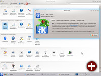 Tanglu mit KDE 4.11