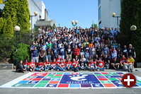 Teilnehmer der GUADEC 2013