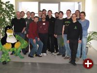 Teilnehmer des AppStream-Treffens