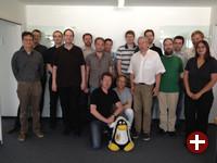 Teilnehmer des WollMux-Workshops