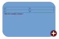 LibreOffice 4.4: Textbox mit Inhalt in einer Figur mit abgerundeten Ecken