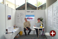Tiny Enterprise Resource Planning ist ein Open Source ERP-System. Es scheint eine Art SAP für kleine und mittlere Unternehmen zu sein. Es wurde in Belgien entwickelt. Ob eine deutsche Version existiert, wissen wir noch nicht.
