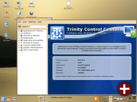 Trinity Desktop Environment unter FreeBSD