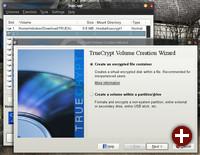 Truecrypt 7.0 unter Linux
