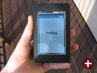 TyPhone: Raspberry Pi als Smartphone