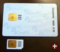 Typische Smartcards
