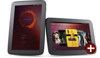 Ubuntu auf Tablet-Rechnern