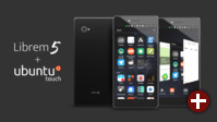 Ubuntu Touch auf dem Librem 5