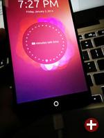 Ubuntu Touch auf vermeintlichem Meizu-Smartphone