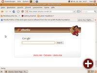 Firefox 3.0.3 in Ubuntu 8.10