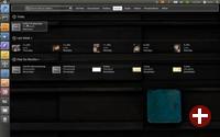 Unity 2D mit der Dateianzeige