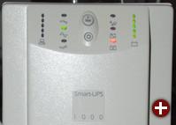 Smart UPS mit zu ersetzender Batterie