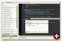 Vala-Entwicklung mit der IDE Anjuta