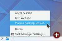 Verbesserungen des Task-Managers in Plasma 5.11