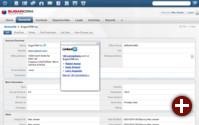 Verbindung zu Datendienstanbieter LinkedIn