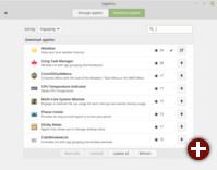 Verwaltung von Cinnamon Spices in Linux Mint 18.3