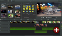 Video-Editor Pitivi
