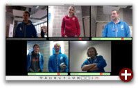 Videokonferenz in Jitsi 2.0