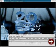 VideoLan mit GTK+-Oberfläche