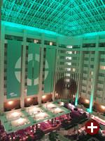 Vorabend der Susecon im Hilton