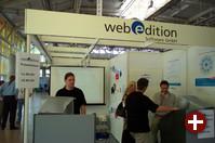 web edition ist ein Web-Content-Management-System (CMS), das vor allem für kleinere Unternehmen, besonders für Agenturen, konzipiert ist. Es beruht auf PHP und ist relativ preisgünstig.