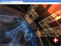 WebGL-Port von glAss unter Chrome