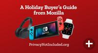 Weihnachts-Einkaufsführer von Mozilla