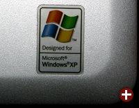 Gegenstand des Streits - Mit Systemen ausgeliefertes Windows