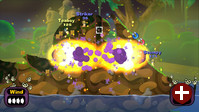 »Worms Reloaded« ist eines der Bonusspiele im Humble Bundle with Android 7