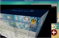 X-Server mit Clutter im Vollbildmodus unter Wayland