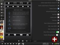 Remote-App für iOS von XBMC 13