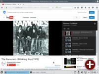 Youtube in Firefox in Kubuntu