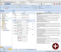 Zarafa WebApp 1.1