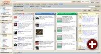 Zimbra 6.0 mit Sozial-Zimlet