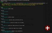 Zend Framework 1.8 mit neuen Konsolenwerkzeugen