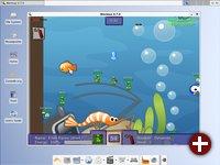 Auch für Spielkinder: Zenwalk Live 4.8