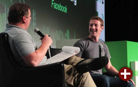 Zuckerberg im TechCrunch-Interview