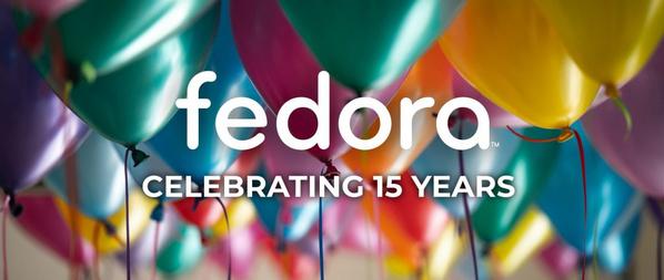 15 Jahre Fedora