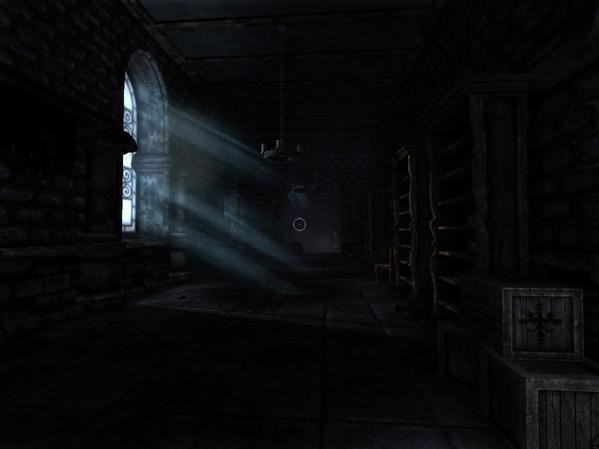 Am Licht wird gespart in »Unknown«